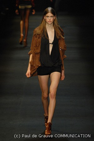 Barbara Bui spring summer 2011 Paris