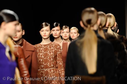 BRIONI DONNA - COLLEZIONE F/W 2012