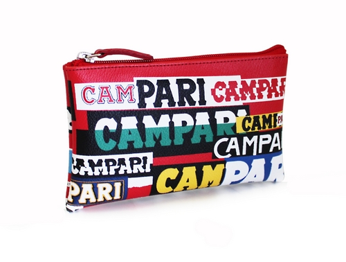 Campari, BRIC's Collection, astuccio per trucchi, 2010