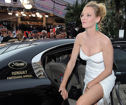 Opening Ceremony of the 64st Cannes Film Festival