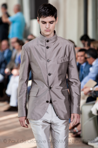 Corneliani Spring Summer 2014 ph: D. Munegato / PdG Communication