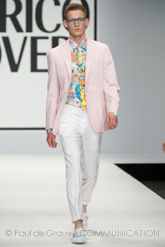 Enrico Coveri -  Spring Summer 2013