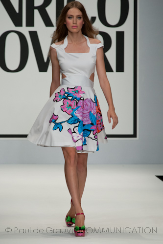 Enrico Coveri -  Spring Summer 2013