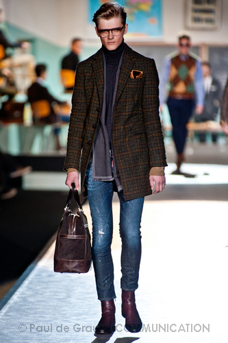 Dsquared2 Fall Winter 2012