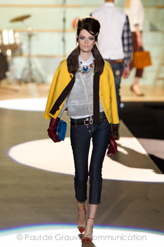 Dsquared Fall Winter 2012/13