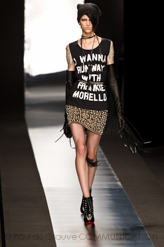 Frankie Morello - Fall Winter 2012/13