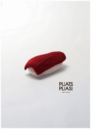 Taku Satoh, PLEATS PLEASE ISSEY MIYAKE BRAND AD 2009, 2009