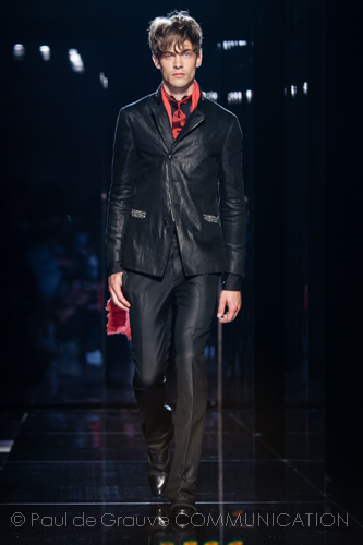 John Varvatos Spring Summer 2014 ph: D. Munegato / PdG Communication