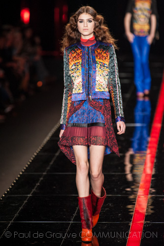 Just Cavalli Fall Winter 2013-14 ph: D. Munegato / PdG Communication