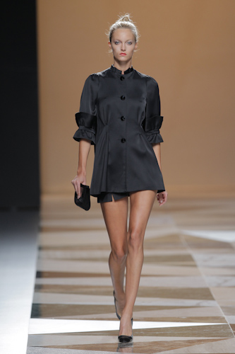 MADRID FASHION WEEK SPRING SUMMER 2013
