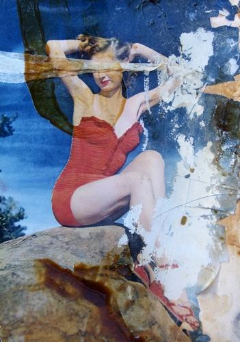 """GIANLUIGI COLIN  """"Amami"""", 2011, courtesy dell'artista"""
