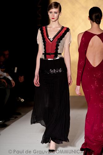 Paola Frani Fall Winter 2012